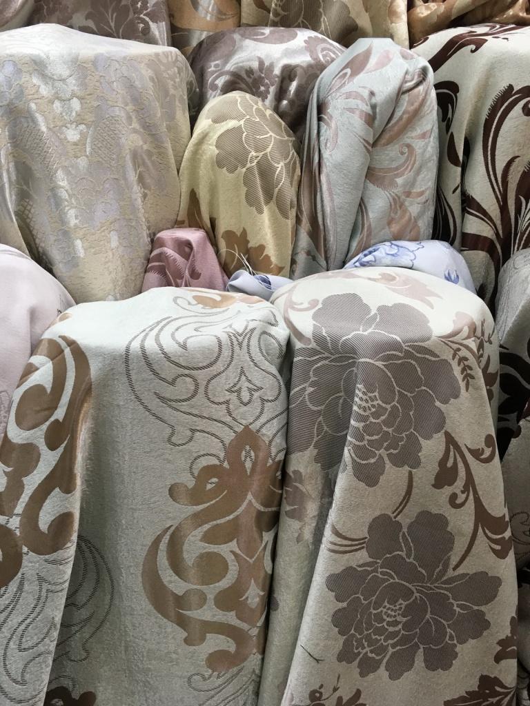 ผ้าม่าน dim out สวยสองหน้า ร้านผ้าม่าน แฟบริค พลัส ขายผ้าม่านสวย ราคาถูก