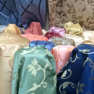 ผ้าม่านสวยๆ ร้านผ้าม่านพาหุรัด ขายผ้าราคาถูก คุณภาพดี