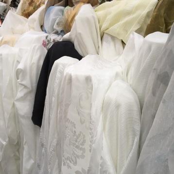 ผ้าม่านโปร่ง ลายสวยๆ หน้ากว้าง ร้านผ้าม่าน Fabric Plus