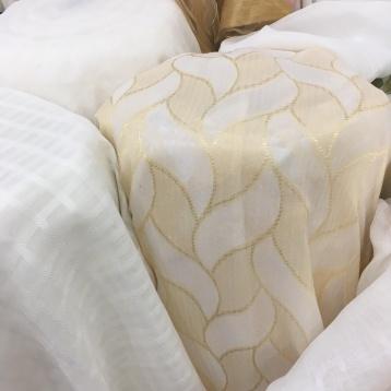 ผ้าสำหรับตัดเย็บผ้าม่านโปร่ง มีหลากหลายเนื้อ หลากหลายดีไซน์