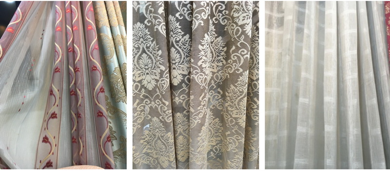 ผ้าทำผ้าม่านโปร่ง สวย หรู สร้างบรรยากาศซอฟท์ ทำให้หน้าตาบ้านดูอบอุ่น นุ่มนวล และน่าอยู่ยิ่งขึ้น